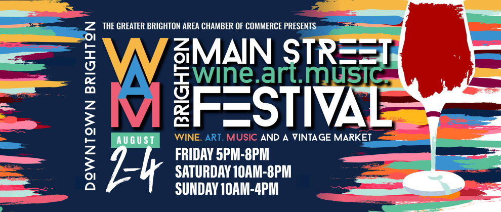 East Lansing Art Festival 2020.Brighton Main Street Wine Art Music Festival Danieljhogan Com